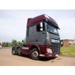 DAF XF 440 Super Space
